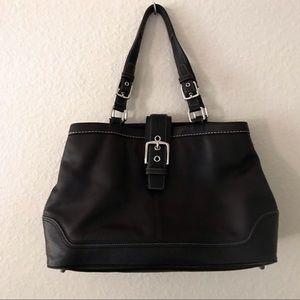 Coach | Black Shoulder Bag